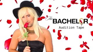 My Bachelor Audition Tape!