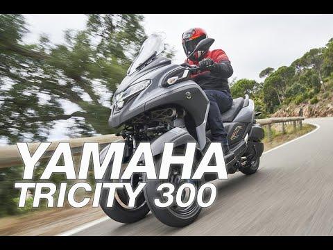 Prueba Yamaha Tricity 300 2020 [FULLHD]