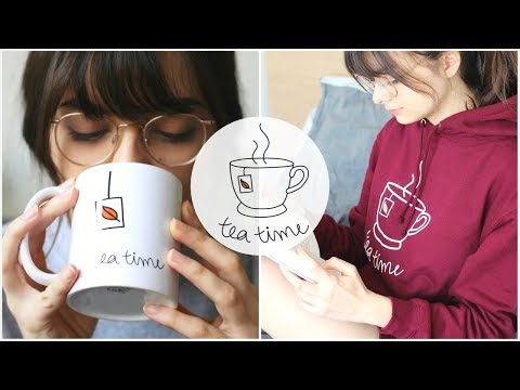 Loepsie Merch Is Here! | Tea Time Lounge Collection