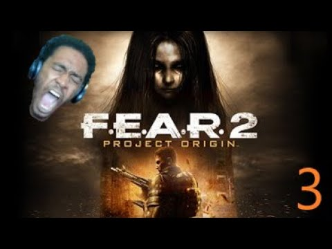 WE STARTING TO GET SOME INFO [ F.E.A.R. 2 PROJECT ORIGIN] #3