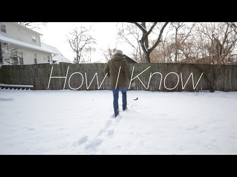 How I Know - Rusty Clanton (original)