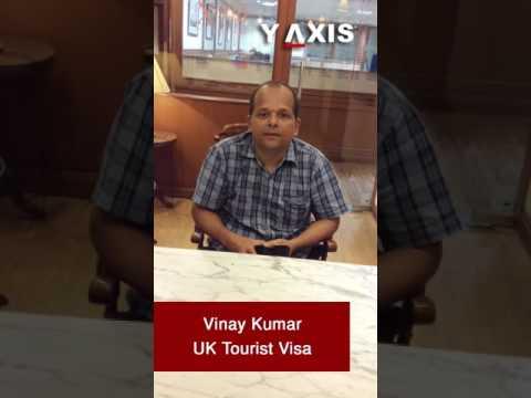 Vinay Kumar UK Tourist Visa PC Mohammed Shabbir Ahmed