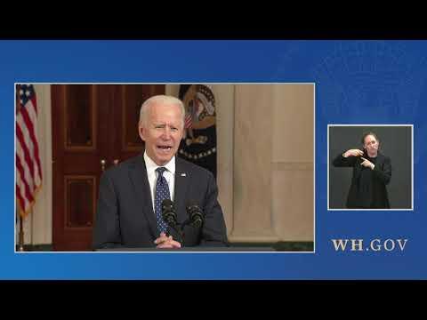 President Biden and Vice President Harris Address the Nation on the Derek Chauvin Trial Verdict