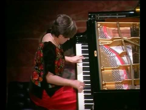 Manuel M. Ponce - Balada Mexicana (Silvia Navarrete, piano)