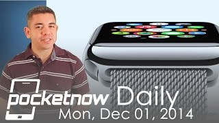 Apple Watch survey, Samsung future, Windows Phone reality & more – Pocketnow Daily