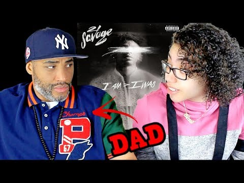 MY DAD REACTS TO 21 Savage - A Lot Ft. J Cole (Official Audio) REACTION