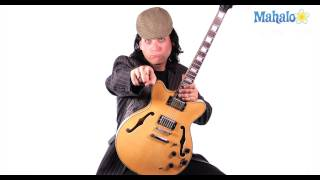 """How to Play """"What You Do For Money Honey"""" by AC/DC on Guitar"""