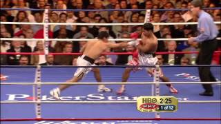 Frame by Frame Fights - Manny Pacquiao: Closing the Gap