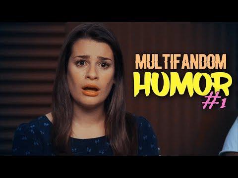 MULTIFANDOM HUMOR #1