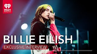 Billie Eilish Talks Dealing With Fame, Her Favorite Meal To Cook + More!