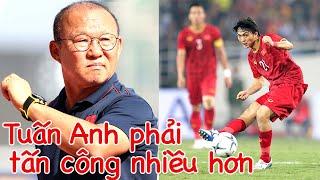 Thầy Park yêu cầu Công Phượng - Tuấn Anh thay đổi - PVF tặng tiền gia đình cầu thủ