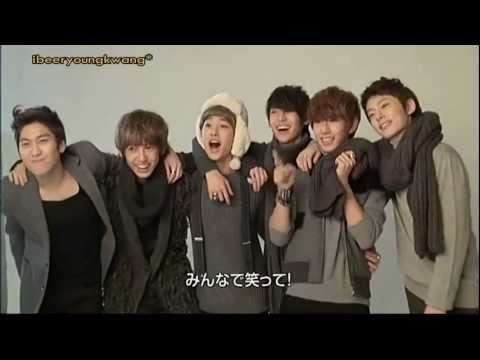 720 HD | we are Boyfriend - Making of mv II