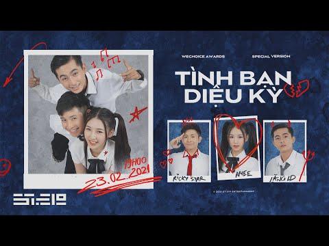 TÌNH BẠN DIỆU KỲ - AMEE x RICKY STAR x LĂNG LD | Special M/V (Official)
