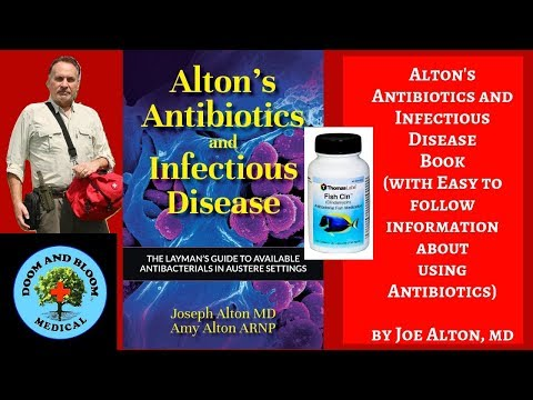 Altons Antibiotics and Infectious Disease Book: A Layman's Guide