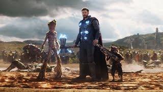 6 Momentos épicos de Infinity War 😍 (HD)
