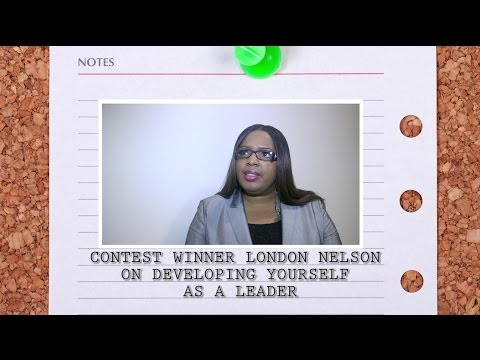 American Income Life Contest Winner London Nelson on Developing Yourself as a Leader