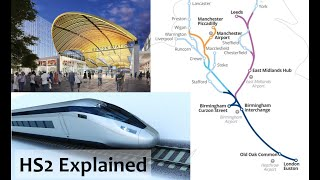 HS2 Explained! (ft. Gareth Dennis)