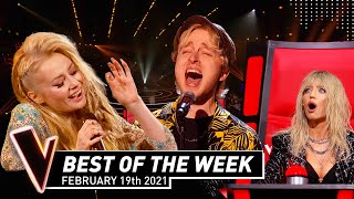The best performances this week on The Voice | HIGHLIGHTS | 19-02-2021