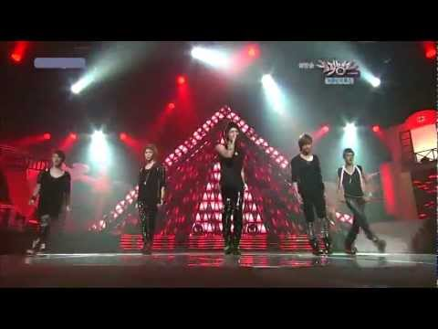 100813 SHINee - Lucifer Live