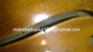 violin stradivarius cremonensis faciebat anno 1734 for sale