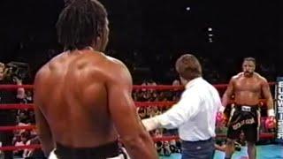 Lennox Lewis (England) vs Ray Mercer (USA) | BOXING fight, HD