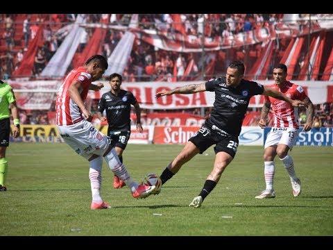 San Martin De Tucuman vs Argentinos Jrs