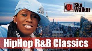 R&B Hip Hop Classics | 90s 2000s Old School Black Music | Dance Club Mix | DJ SkyWalker