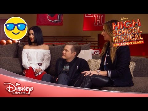 High School Musical: 10 Year Anniversary | Favourite Scenes | Official Disney Channel UK