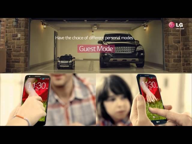 Belsimpel-productvideo voor de LG G2