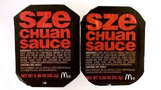 CarBS - McDonald's Szechuan Sauce Review
