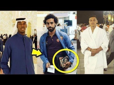 اغرب 10 قصص شجاعة ومؤثرة لاعتناق الاسلام  لــ اشهر لاعبين كرة القدم