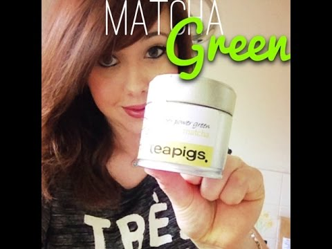 PRODUCT REVIEW | teapigs MATCHA GREEN TEA