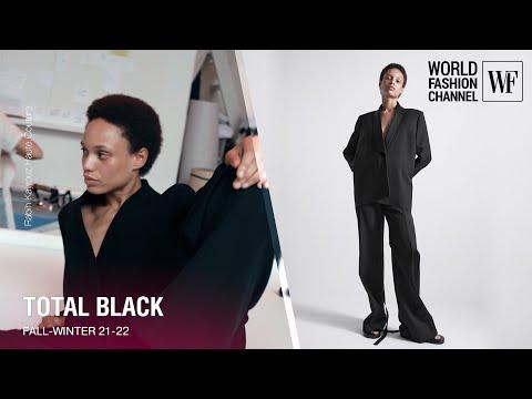 Total Black fall-winter 21-22 | Part 1