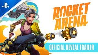 Rocket arena :  bande-annonce