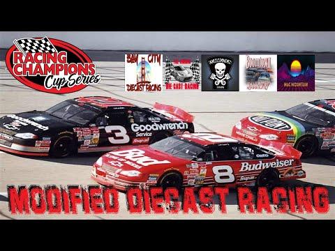 Bay City Diecast Racing