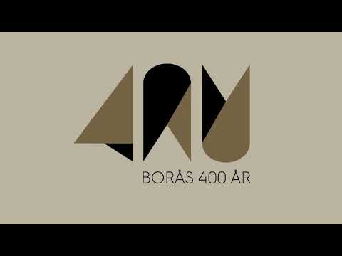 Borås 400 år logotype