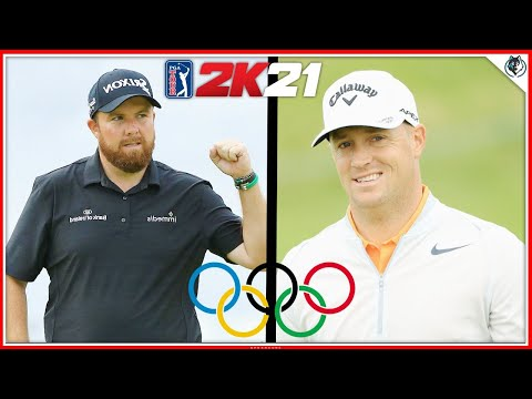 PGA TOUR 2K21 - Olympic Golf Competition - Ireland & Sweden Rounds 1 & 2