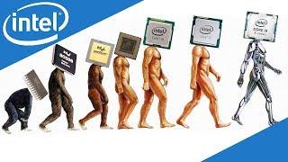 Evolution of Intel   History of Intel ( 1971-2018 )