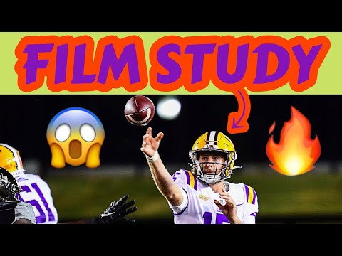 LSU Football: The TRUTH about Myles Brennan's breakout vs Vanderbilt - FILM STUDY Power Hour LSU 43