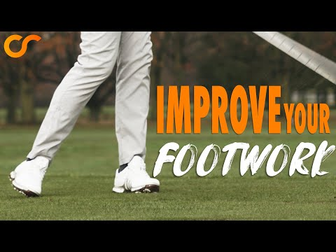 USE YOUR FEET CORRECTLY TO PLAY BETTER GOLF
