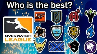 Who will win Overwatch league