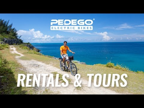 Pedego Bermuda | Electric Bike Rentals and Tours | Pedego Electric Bikes