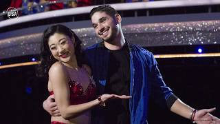 "Mirai Nagasu Lived Her Best Life On ""Dancing With The Stars"""