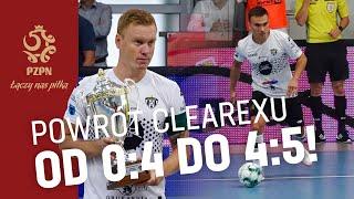 Łączy nas Futsal. Sensacyjny powrót Clearexu!