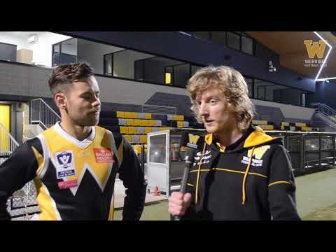 Ben Moloney: 100 VFL Games