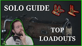 HUNT SOLO GUIDE - One of the BEST SOLO LOADOUTS [Hunt Guide #24]