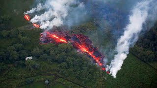 Hawaii prepares for Kilauea volcano eruption as new fissure opens