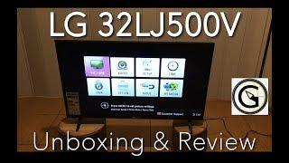 LG 24LF452B-PU TV Opening Service menu  Advanced menu - Dkce
