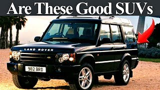 All You Need to Know about the Land Rover Discovery II