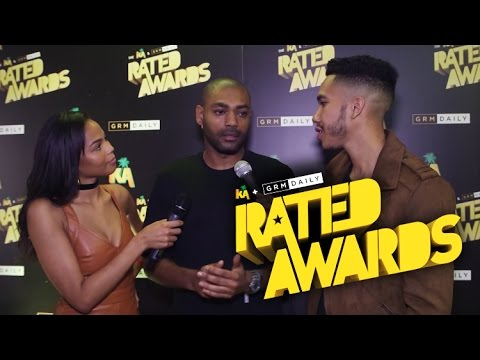 Kano talks about how far the scene has come & Legacy Award at Rated Awards